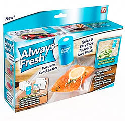 Вакуумный упаковщик ALWAYS FRESH Seal Vac