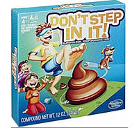 Настольная игра не наступи в какашку Хасбро Don´t Step In It  Hasbro