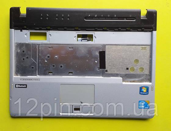 Топкейс Fujitsu Lifebook P770 б.у. оригинал, фото 2