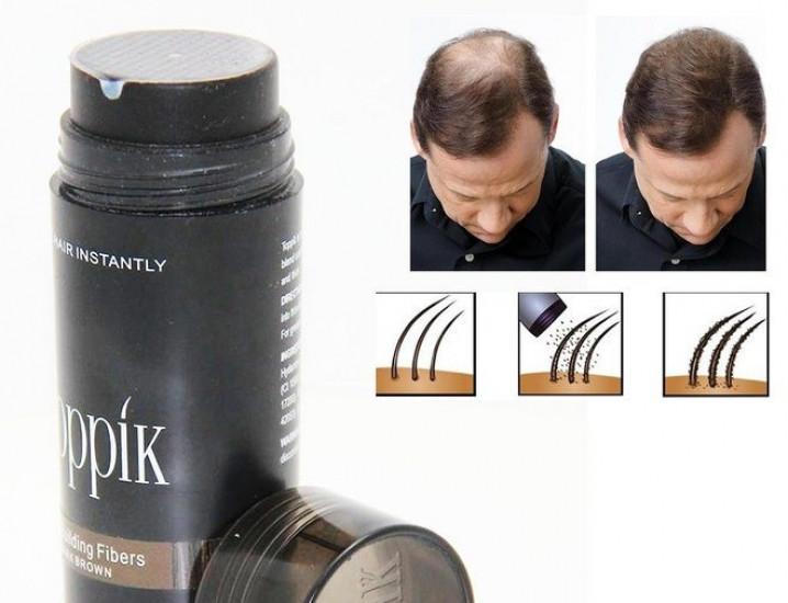 Загуститель для редких волос Toppik