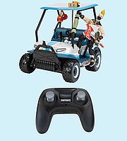 Фигурка Фортнайт с машиной на пульте управления Fortnite ATK Vehicle with Figure