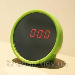 Часы-зеркало (будильник)