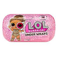 L.O.L. Капсулы декодер 4 сезон шпионы 2А / L.O.L. Surprise! Under Wraps Doll Series Eye Spy 2A