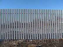 Забор металлический штакетник Харьков, фото 2