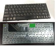 Клавиатура для ноутбука Hasee W220S черная бу