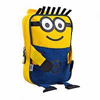 Рюкзак детский YES К-18 ''Minions'' (557820)
