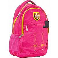 Рюкзак подростковый YES  CA060 ''Cambridge'', розовый, 29x14x46см (552954)