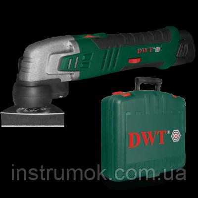 Реноватор  аккумуляторный DWT AMS 10,8Li BMC