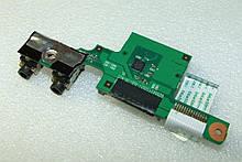 Доп. плата HP Compaq 6820s плата коннектор батареи (6050a2137501) бу
