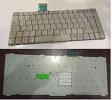 Клавиатура для ноутбука Fujitsu Amilo e4010 белая бу