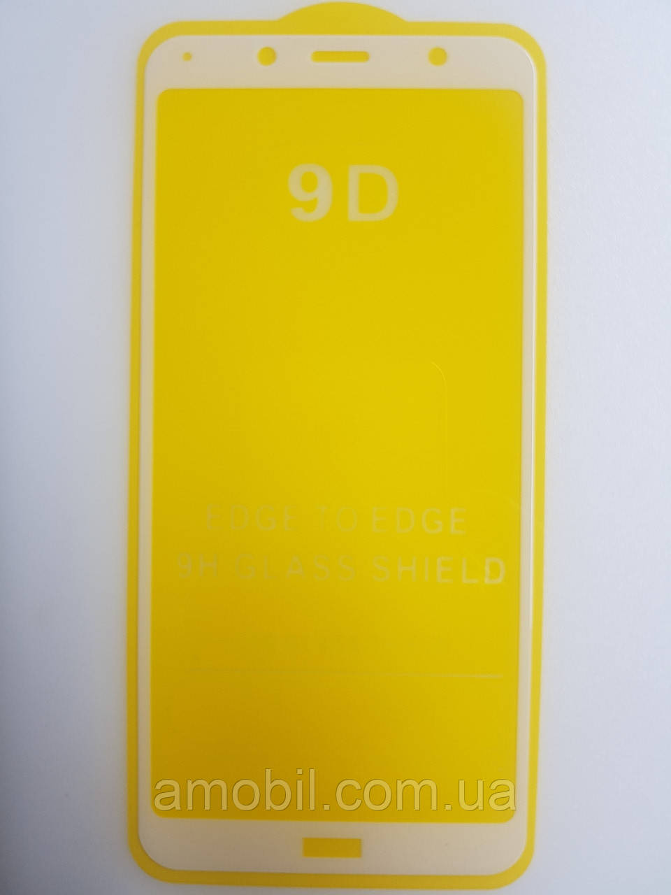 Защитное стекло 9D Xiaomi Redmi 7A white