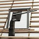 Комір Velux EDW 2000 +BDX для профільованого покрівельного матеріалу для мансардних вікон Велюкс Стандарт Плюс, фото 9