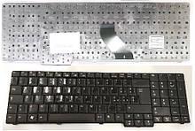 Клавиатура для ноутбука Acer Aspire 6530 TravelMate 7520 7520G 7720G 7510 RU черная матовая EN бу
