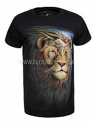 Мужская футболка GLO-Story,Венгрия ( Большие размеры)