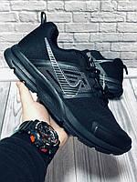 Кроссовки Мужские Nike (Найк) Air Shield,Black