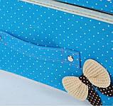 Мини комодик для белья (Голубой), фото 2