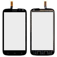 Touchscreen (сенсорный экран) для Huawei Ascend G610-U20, оригинал, черный