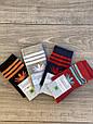 Жіночі шкарпетки патіки бавовна Montebello з листком марихуани і смужками 35-40 12 шт в уп мікс 4 кольорів, фото 2