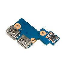 Плата USB, з кнопкою включення Samsung NP305E5 NP350 NP355 NP355E5X ( BA92-08350A ) бо