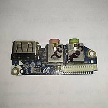 Плата USB, Audio Samaung X22 NP-X22 ( BA92-04548A ) бо