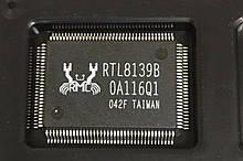 Мікросхема rtl8139B, Realtek