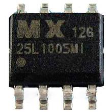 Мікросхема mx25L1005mi -12g