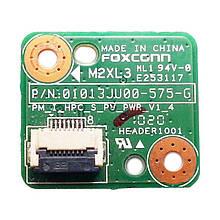 Доп. плата Кнопка включения HP compaq g62 (01013JU00-575-G) бу