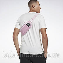 Спортивная поясная сумка Reebok Workout Ready FQ5287 (2020/1), фото 3