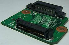 Доп. плата HP DV9000 Плата пивода IDE (daat9tb38d2) бу