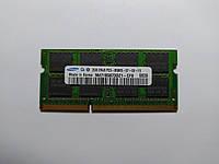 Оперативная память для ноутбука SODIMM Samsung DDR3 2Gb 1066MHz PC3-8500S (M471B5673DZ1-CF8) Б/У, фото 1