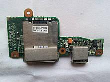 Fujitsu siemens amilo Pi 2530 2540 2550 Плата USB, кардрідер (35gmp5500-10 , 35GMP5500-C0) бо