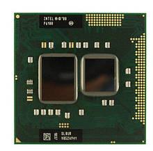 Процессор для ноутбука G1 Intel Pentium P6100 2x2 Ghz 3Mb Cache 2500Mhz Bus бу