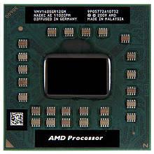 Процесор для ноутбука S1GEN4 AMD V140 1x2,3Ghz 512Kb Cache 3200Mhz Bus бу