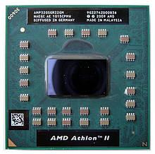 Процесор для ноутбука S1GEN4 AMD Athlon II P320 2x2,1Ghz 1Mb Cache 3200Mhz Bus бу