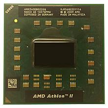 Процессор для ноутбука S1GEN3 AMD Athlon II M340 2x2,2Ghz 1Mb Cache 3200Mhz Bus бу