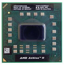 Процессор для ноутбука S1GEN3 AMD Athlon II M320 2x2,1Ghz 1Mb Cache 3200Mhz Bus бу