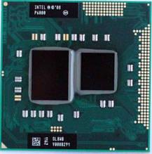 Процессор для ноутбука G1 Intel Pentium P6000 2x1,86Ghz 3Mb Cache 2500Mhz Bus бу