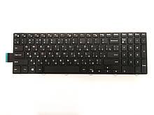Клавіатура для ноутбука DELL Inspiron 15-3000, 15-5000, 3541, 3542, 3543, 3552, 3558, 5542 c рамкою RU чорна нова
