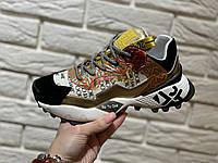 Женские кроссовки модные цветные, размеры 38,39,40 и 41