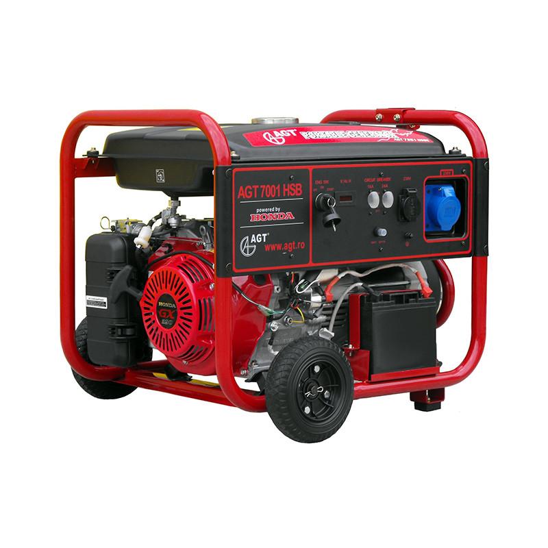 ⚡AGT 7201 HSB TTL (6.6 кВт)