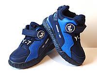 Хайтопы (кроссовки) демисезонные для мальчика, 29 (17,5 см), 30 (18 см)
