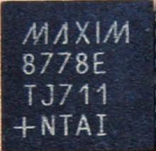 ШІМ MAX8778