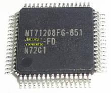 Процесор nt71208fg-851, Novatek