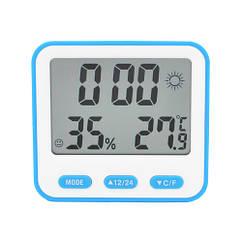 Термометр з гігрометром BK-854, (Оригінал)