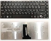 Клавиатура для ноутбука Acer Aspire 3830, 4830; TM - 3830, 4755, 4830 RU черная новая