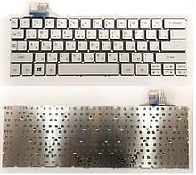 Клавиатура для ноутбука Acer Aspire P3-131; TM - TMX313-M RU серебро новая