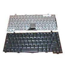 Клавіатура для ноутбука ASUS M2000 RU чорна бу