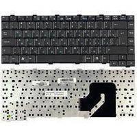 Клавіатура для ноутбука Asus W2 W2000 RU чорна нова