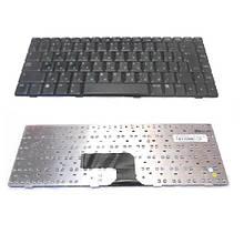 Клавіатура для ноутбука Asus W5 RU чорна бу