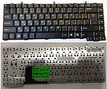 Клавиатура для ноутбука OEM IRU Medion Sarasota RU черная новая